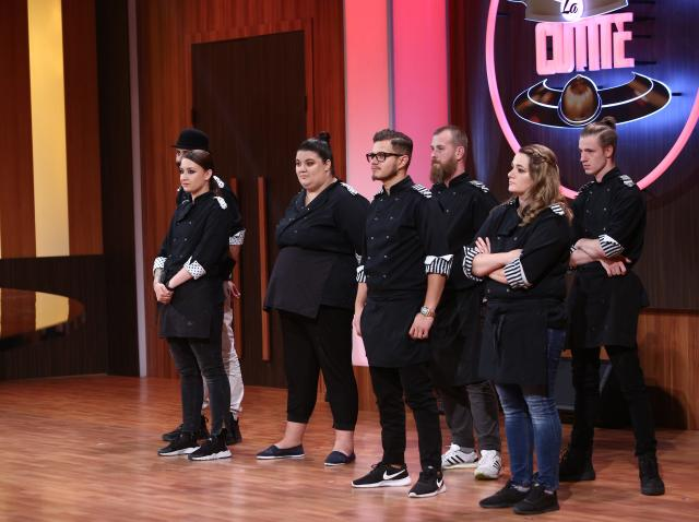 """Silviu Costan (Foca)a fost eliminat din competiție în ediția 41 din sezonul 8 al emisiunii """"Chefi la cuțite"""""""