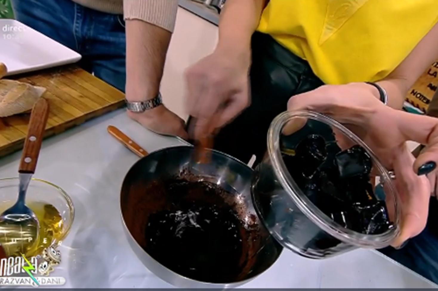 Rețetă de ciocolată care ajută la arderea grăsimilor, preparată de Anca Alungulesei la Neatza cu Răzvan și Dani