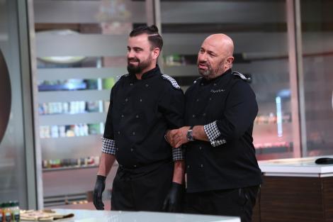 """Cătălin Rizea, soțul Addei, a ajuns în semifinala emisiunii """"Chefi la cuțite"""", sezonul 8"""