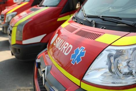 Scene tulburătoare în Constanța! Un bărbat a murit după ce a căzut dintr-un bloc! Paramedicii nu au mai putut face nimic pentru el!