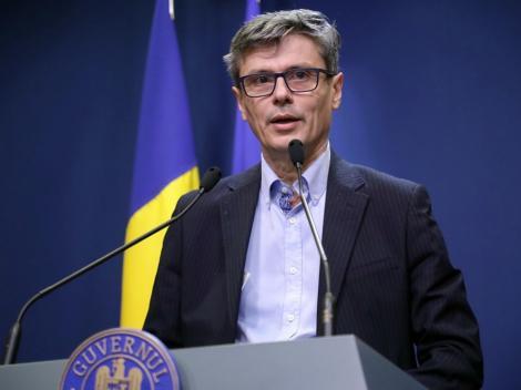 Virgil Popescu: Am discutat cu comisarul de concurenţă şi am cerut acordarea unui sprijin pentru Compania Naţională a Uraniului şi pentru complexurile energetice Oltenia şi Hunedoara
