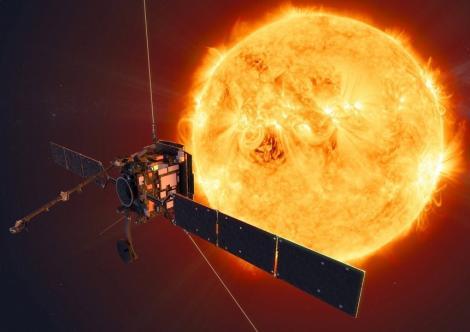 Sonda Solar Orbiter, lansată cu succes într-o misiune de un deceniu către Soare