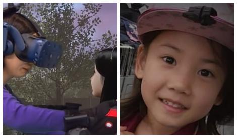 O mamă și-a reîntâlnit fiica decedată la șapte ani, prin intermediul tehnologiei! A putut să o atingă și să o audă! Imagini sfâșietoare! VIDEO