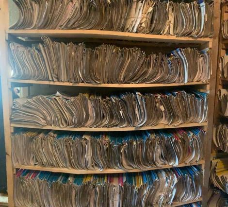 Violeta Alexandru: Facem ordine şi rezolvăm problemele legate de starea deplorabilă a spaţiilor de depozitare şi arhivare a documentelor/ La AJPIS, peste 50% dintre spaţiile de depozitare sunt neconforme, fiind necesare lucrări complexe