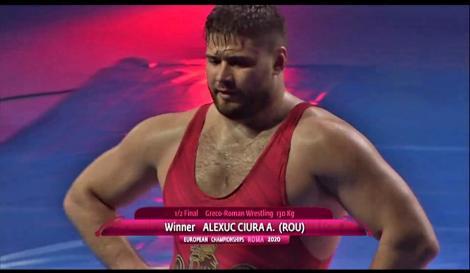Alin Alexuc va lupta pentru aur la CE de lupte greco-romane. Mihai Mihuţ va lupta pentru bronz