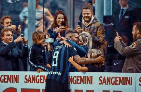 Inter Milano vrea ca Icardi să rămână la PSG; Wanda Nara doreşte să-l ducă la Juventus
