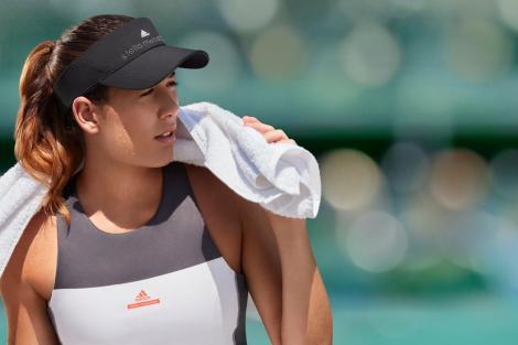 Muguruza a primit un wild card la turneul de la Dubai