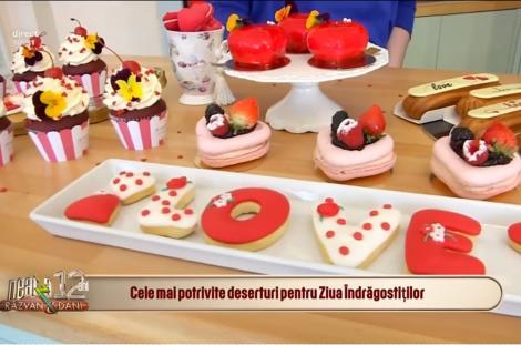 Care sunt cele mai în trend și mai spectaculoase torturi și prăjituri pentru Ziua Îndrăgostiților
