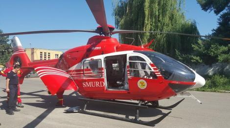 Prefectura Buzău a identificat un teren pentru amenajarea unui heliport, inclusiv pentru misiunile elicopterelor SMURD