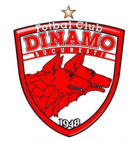 DDB pe tricourile de joc ale FC Dinamo la meciul cu FCSB