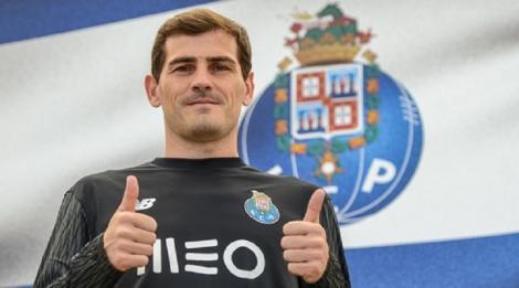 Iker Casillas şi-a anunţat candidatura la preşedinţia Federaţiei Spaniole de Fotbal