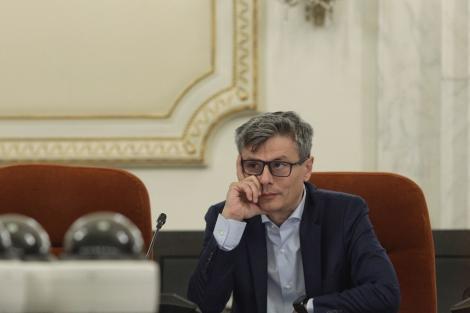 Ministrul Economiei: Nu îmi doresc să blochez conturile nimănui, îmi doresc ca Primăria Capitalei şi Termoenergetica să îşi achite datoriile pentru buna funcţionare