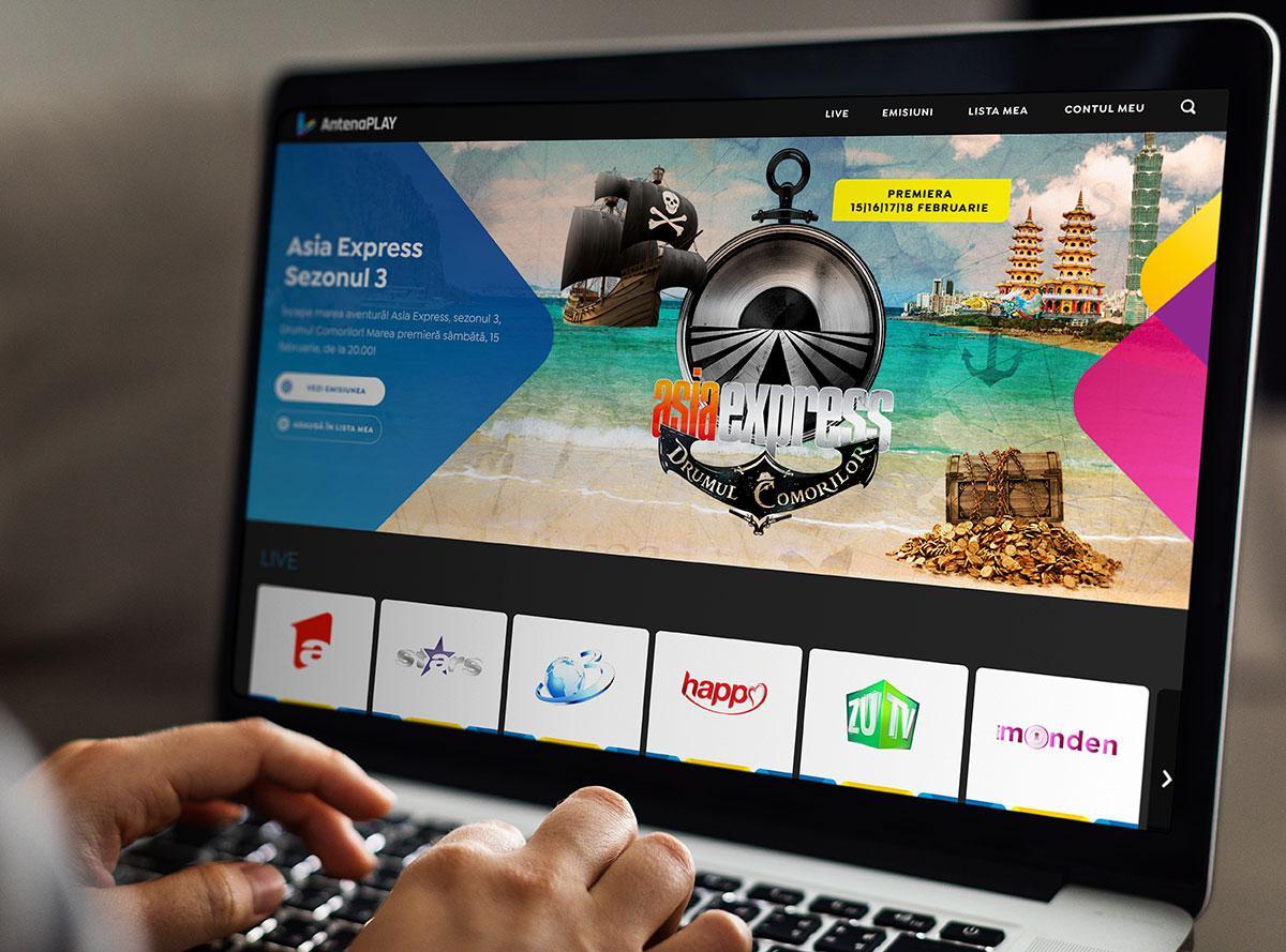 AntenaPlay difuzeazã gratuit premierele de la Antena 1 toatã luna februarie