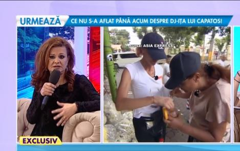 Ce nu se vede la tv din Asia Express, sezonul 3? Maria Buză dă din casă, după ce a fost în pericol de eliminare