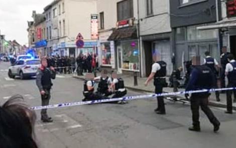 Atac similar celui din Londra, în Belgia! O femeie a înjunghiat oameni pe stradă!