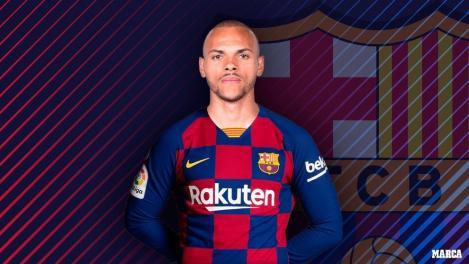 Martin Braithwaite, transferat oficial de la Leganes la FC Barcelona