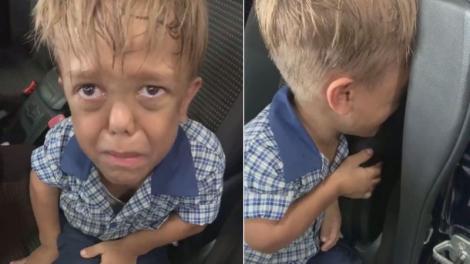 """""""Mama, vreau să mor!"""" Fiul o roagă pe mamă să-l lase să moară. Momentul sfâșietor, postat pe net: """"Copiii își bat joc de el. E efectul bullying-ului"""""""