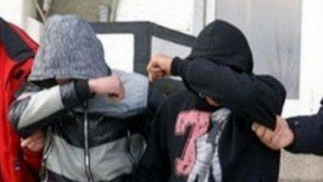 Doi minori au dat foc cataloagelor școlare ca să scape de notele mici