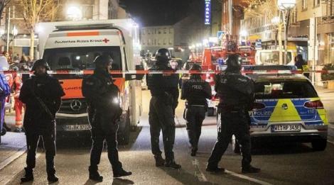 Germania sporeşte măsurile de securitate după atentatul rasist de la Hanau