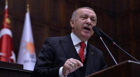 Erdogan confirmă prezenţa combatanţilor sirieni pro-Ankara în Libia