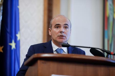 Rareş Bogdan: Decizia în ceea ce-l priveşte pe domnul Chirica nu este luată, va fi un vot în BPN / Tot ceea ce a apărut în ultimul timp despre domnul Chirica şi mafia imobiliară trebuie luate în considerare ca posibil potenţial de explozie
