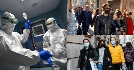 """Italia declanșează stare de urgență! Zece orașe """"închise"""" în apropiere de Milano: 16 oameni infectați cu coronavirus în doar 24 de ore"""