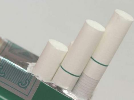 În 3 luni dispar țigările mentolate și cu capsule . Peste 500.000 de români fumători vor fi afectați Mentolul va mai fi găsit doar în produsele din tutun încălzit și țigări electronice