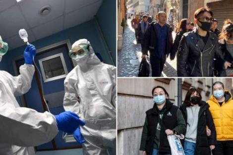 """Italia ia """"măsuri extraordinare"""" împotriva răspândirii coronavirusul. 12 orașe au fost închise, de teama epidemiei. """"Cei care nu respectă carantina vor fi pedepsiți"""""""