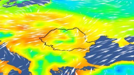 Meteo 24 februarie 2020. Cum va fi vremea în următoarele 24 de ore: Cod Roșu de vânt puternic, dar temperaturi ridicate pentru această perioadă