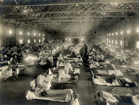 Pură coincidență? Din 1320, epidemia ne lovește la fiecare 100 de ani!!! Milioane de morți!