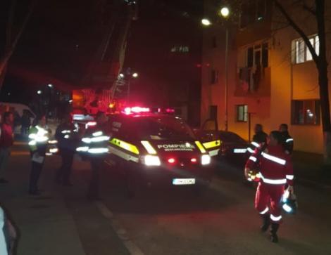 Descoperire macabră în Timișoara! Ce au găsit pompierii în timp ce alergau să stingă un incendiu