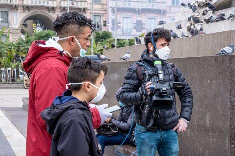 Ultima oră! Italia anunță primele cazuri de copii infectați cu coronavirus