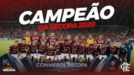 Flamengo a câştigat Supercupa Americii de Sud