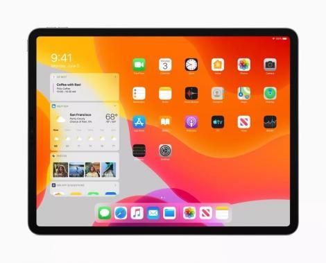 Apple pregăteşte o tastatură cu trackpad pentru iPad