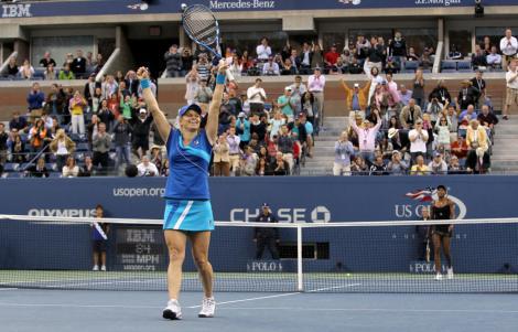 Indian Wells: Kim Clijsters a primit invitaţie la simplu, Djokovici şi Nadal, wild card-uri la dublu