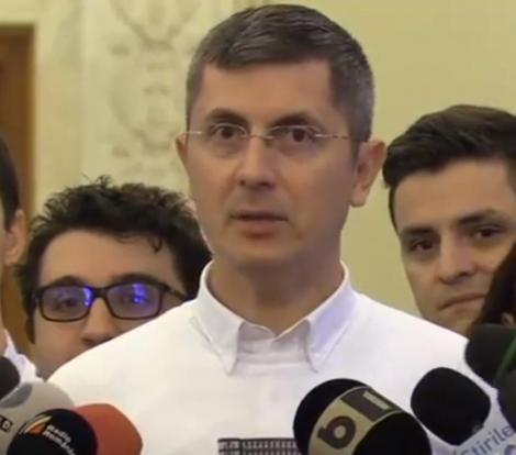 Barna: Nu votăm moţiunea de cenzură, să fie foarte clar, şi votul va fi la vedere, este o decizie clară, fără echivoc