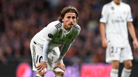 Echipa lui David Beckham din MLS, Inter Miami, vrea să-l transfere pe Luka Modrici