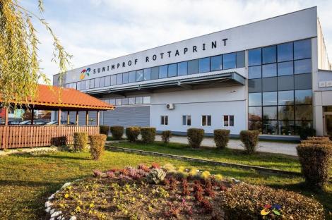 Tipografia Rottaprint anunţă investiţii de patru milioane de euro în 2020. Compania a încheiat anul trecut cu afaceri în creştere cu 7%, de peste 23 milioane de euro