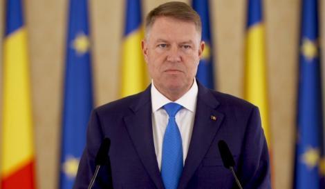 """Președintele Klaus Iohannis, primele declarații după demiterea Guvernului: """"Rămân adeptul anticipatelor. Primul pas a fost făcut"""""""