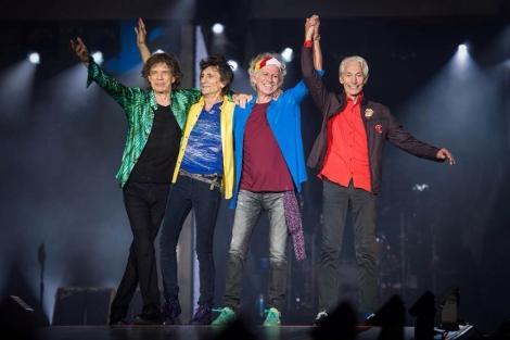 The Rolling Stones, din nou în turneu în Statele Unite şi Canada