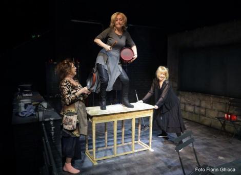 Un spectacol după piesa românească a anului 2018, în premieră la Teatrul Naţional Bucureşti