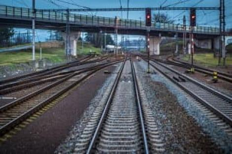 CFR a lansat licitaţia pentru modernizarea liniei Bucureşti Nord - Giurgiu - Nord Frontieră