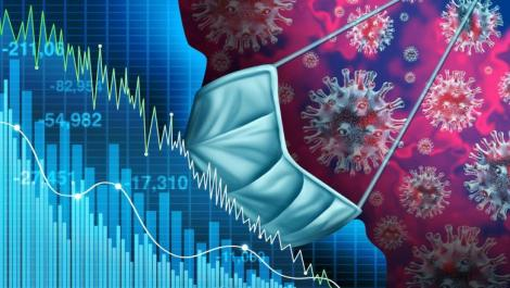România va fi afectată puternic de coronavirus. Creșterea economică - revizuită la cel mai redus nivel din 2012, când își revenea din criză