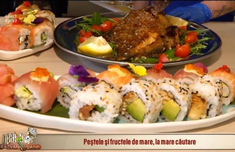 Importanta  și beneficiile consumului de pește și fructe de mare. Ce tipuri de pește și fructe de mare sunt cele mai recomandate