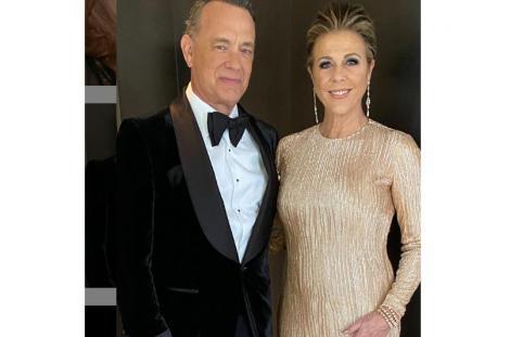 Actorii Tom Hanks şi Rita Wilson, diagnosticaţi cu Covid-19