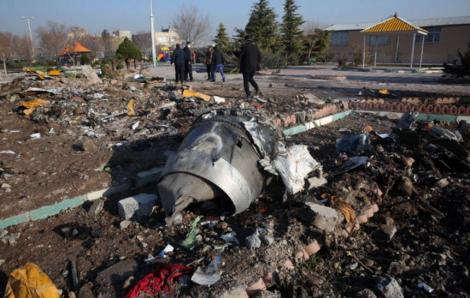 Iranul a acceptat să predea Ucrainei cutiile negre ale avionului ucrainean doborât din greşeală