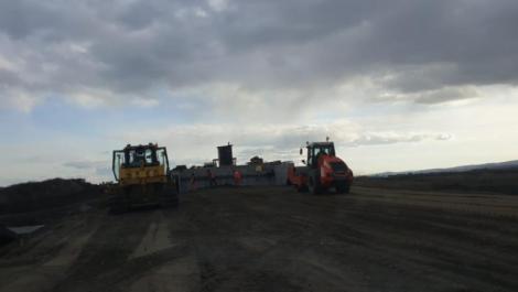 CNAIR: Autorizația de Construire pentru Secțiunea 1 a autostrăzii Sibiu-Pitești a fost emisă!