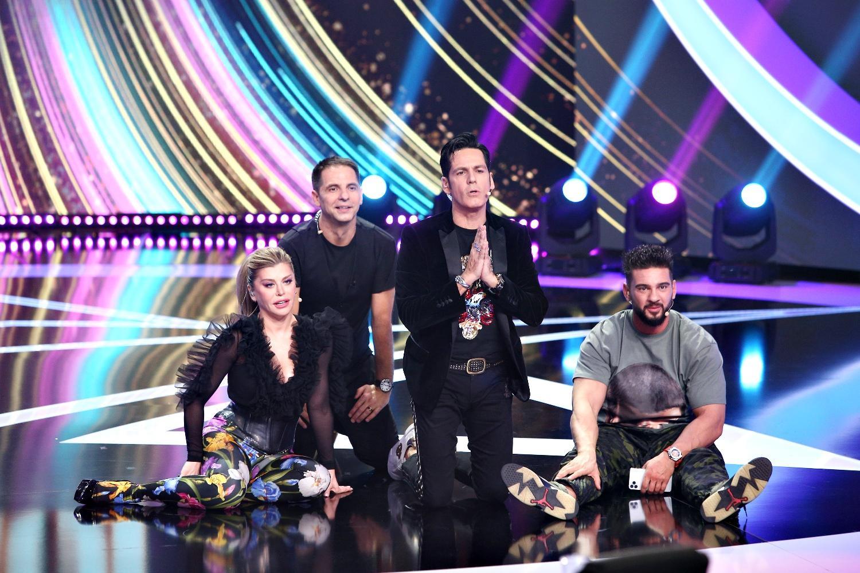 """Loredana, Ștefan Bănică și Dorian Popa, jurizați de o concurentă, în prima ediție a sezonului 10 Next Star: """"A făcut ce a vrut din noi"""""""