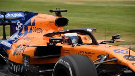 F1: McLaren nu va participa la MP al Australiei, după ce un membru al echipei a fost testat pozitiv cu coronavirus