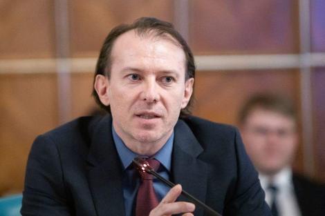 Lovitură de teatru. Florin Cîțu se retrage, în plină criză coronavirus și înainte de votul din Parlament